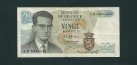 20  FRANCS   Del  BELGIO -  Anno 1964. - Belgium