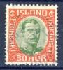 #D1526. Iceland 1920. Michel 93. Used(o) - Usati