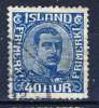 #D1537. Iceland 1921. Michel 103. Used(o) - Usati