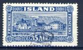 #D1555. Iceland 1925. Michel 117. Used(o) - Usati