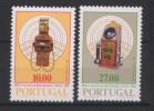 Portogallo 1982 Unif  1541/42 **/MNH VF - Unused Stamps