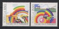 Portogallo 1981 Unif  1507/08 **/MNH VF - Unused Stamps