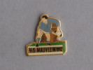 Pin´s, Rugby, R.S. Mauvezin 1992. - Rugby