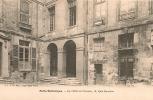 Cpa Paris Hotel Le Charron  15 Quai Bourbon - Arrondissement: 04