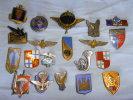 Lot De 20 Insignes Divers NO ATLAS NO RETIRAGES ( Tous Différents + CADEAU - Army