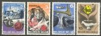 Belgique 1448 à 1451 Obl - Belgium