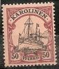 CAROLINES.1900.Colonie Allemande.Michel N° 14.NEUF***.Q62 - Colony: Caroline Islands
