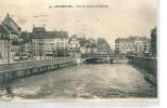 (67) Strasbourg. Pont Du Faubourg National - Strasbourg