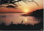 Coucher De Soleil Sur L´entrée Du Golfe Du Morbihan à PORT-NAVALO - Bretagne