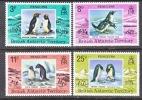 BAT 72-5  **  FAUNA  PENGUINS - British Antarctic Territory  (BAT)