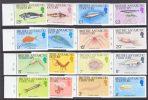 BAT 102-16  With Tabs  **  FAUNA  SEALIFE - British Antarctic Territory  (BAT)