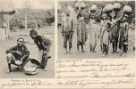 Vendeuses De Kandji Et Ata Et Porteuses D Eau - Liberia