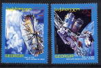 GEORGIA 2000 Space Research Set Of 2    MNH / ** - Space