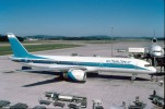 Diapositive/slide  BOEING 757 EL AL 4X-EBV  Zurigo  1999 - Aviazione