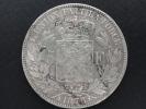 1873 - 5 Francs LEOPOLD II - L'UNION FAIT LA FORCE - Belgique - Argent - 1865-1909: Leopoldo II