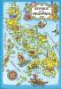 Republic Of The Philippines - Cartes Géographiques