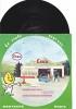 Disque Souple  18x18cm Esso, Station Route Joyeuse -marche Bretonne, Danses , Bretagne Breiz - Transports