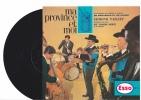 Disque Souple  18x18cm Esso, Province Et Moi N° 5 Provence Corse, Edmond Taillet - Transports