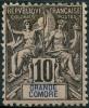Grande Comore (1897) N 5 * (charniere)