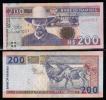 * NAMIBIA - 200 DOLLARS N.D. ( 2003 ) UNC P 10 - Namibia
