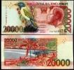 ST. THOMAS & PRINCE 20,000 20000 DOBRAS 1996 P 67 UNC - San Tomé E Principe