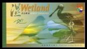 Hong Kong 2000 Yvert Carnet C955 Wetlands Oiseaux Birds - 1997-... Région Administrative Chinoise