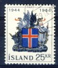 ##D1676. Iceland 1964. Michel 380. Cancelled(o) - 1944-... Republik