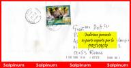 ISOLATO 2009 TURISMO GOLE DELL'ALCANTARA - 2001-10: Storia Postale