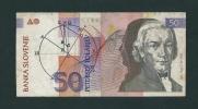 50   PETDESET   TOLARJEV  Della  Slovenia  - Anno  1992. - Slovénie