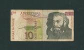 10  TOLARJEV   Della  Slovenia  - Anno  1992. - Slovenia