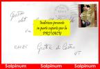 ISOLATO 2009 PADRI SEMERIA E MINOZZI - 2001-10: Storia Postale
