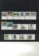 GRIECHENLAND , Greece , 1988 , ** , MNH , Postfrisch , Mi.Nr.1698 A - 1712 A - Greece