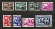 Zegels 631 - 638 ** Postfris Aan 12.50% - Unused Stamps