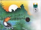 Numisbrief UN-Umweltkonferenz 1982 Big Numisletter Bundesbank 5DM+ BRD 1615 O 28€ Tropische Wald Nature Cover Of Germany - Protection De L'environnement & Climat