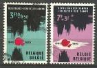 Belgique 1539 à 1540 Obl. - Belgium