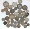 LOT DE 37 PIECES (ARGENT + DE 310Gr) - Monnaies