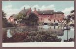 Wiltshire  DOWNTON Old  Watermill  W246 - England