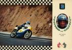 MOTOS - Moto Jada GP 500 C C 75 CV - JACK FINDLAY - Australia - Motorbikes