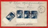 POLOGNE LETTRE RECOMMANDEE DE 1937 DE CRACOVIE POUR PARIS FRANCE COVER - Machine Stamps (ATM)