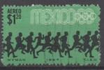 MEXIQUE  N°PA 281__OBL VOIR SCAN - Messico