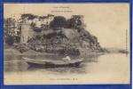 22 PLOUER-SUR-RANCE Bords De La Rance, Le Chêne Vert ; Barque - Animée - Plouër-sur-Rance