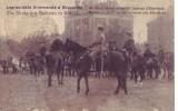 ETTERBEEK = Les Soldats Allemands - Marins à Cheval Devant La Caserne (+ Cachet Verso Feld. Postation - Etterbeek