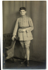 Photo Carte MILITAIRE 156ème REGIMENT D´INFANTERIE - GUERRE 39-45 - METZ - TOUL - Guerre, Militaire