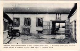 Fromagerie, St-Pierre-de-Chécy - Maison Lorgeron - Fabrique Spéciale De Fromages D'Olivet à Pâte Grasse... - France