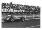 Juan Manuel Fangio  -  Maserati  -  French GP  -  Reims  -  1958 -  CP - Grand Prix / F1