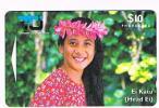 COOK (COOK ISL.) - TCI (GPT) - 1995 TIPANI: HEAD EI) CODE 02CIC - USED   -  RIF. 511 - Cook Islands