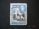 Bermuda 1938  K.George VI  3d   SG114a   Used - Bermuda