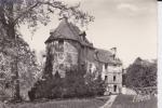 CPSM LE NEUBOURG EURE Environs Château D' Harcourt   Si Bandes Jaunes: Scan - Le Neubourg