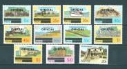 Nevis: Officiel -  1/ 10 ** - St.Christopher-Nevis-Anguilla (...-1980)