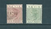 Nevis: 20 Oblit + 23 * - St.Christopher-Nevis-Anguilla (...-1980)